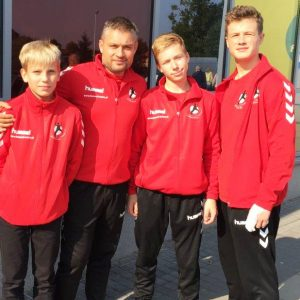 Udany start Karate Team Oborniki