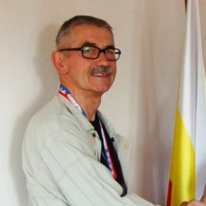 Jerzy Gendek z kompletem złotych medali