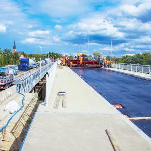 Most gotowy przed terminem?