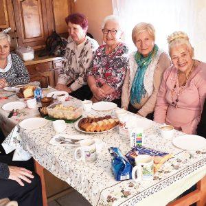 Jak spędzają czas oborniccy seniorzy