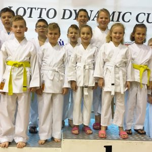 Udany start karateków