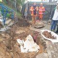 Zapomniany kościół i nowa hipoteza pochodzenia znalezionych kości
