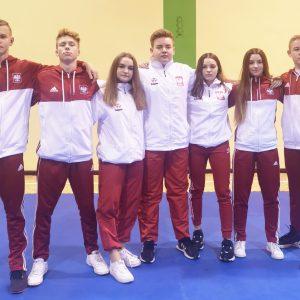 Oborniczanie trzonem Mistrzostw Europy w Karate