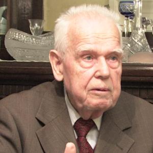 Roman Gierka, ostatni żyjący, który przetrwał piekło Hartmannsdorf, kończy 100 lat
