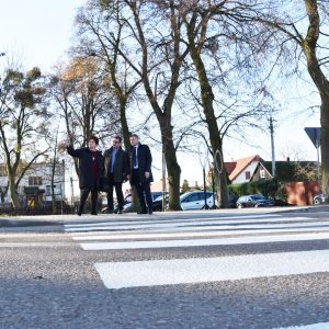 Dla bezpieczeństwa pieszych w Obornikach