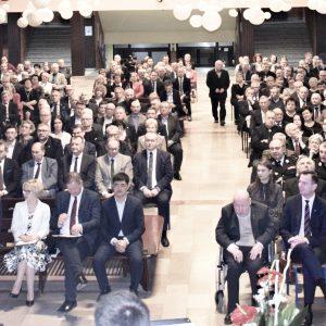 Toast noworoczny PSL z udziałem kandydata na prezydenta