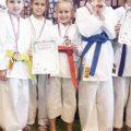 Medale karateków