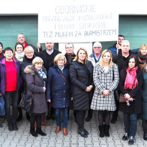 Sąd odroczył rozprawę w sprawie zawieszenia w obowiązkach burmistrza Obornik