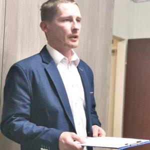 Sołtys Tomasz Broniszewski o planach dla Boguniewa