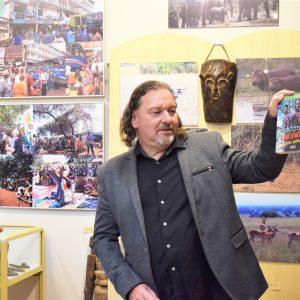 Afryka w obiektywie Roberta Ziółkowskiego
