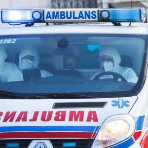 Godzina 13.30 w czwartek, powiat obornicki: 1 osoba w szpitalu na Szwajcarskiej, 122 na kwarantannie