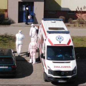 Sobota godzina 13: druga osoba z Obornik w szpitalu z podejrzeniem zakażenia