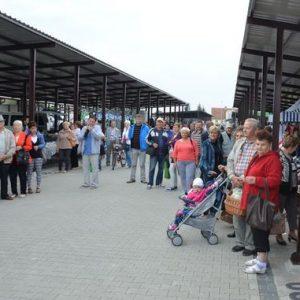 Targowisko w Rogoźnie zostanie otwarte