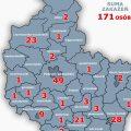 Godzina 21.30 środa: nie ma nowych zachorowań na Ziemi Obornickiej. Trzy osoby z Wielkopolski zmarły na Szwajcarskiej
