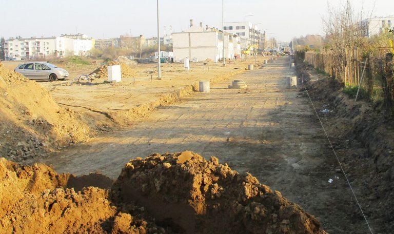 Budowa ulicy Słonecznej już wkrótce