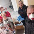 Kolejne dary dla szpitala od kibiców