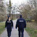 Czy policja będzie karać za chodzenie na działki?