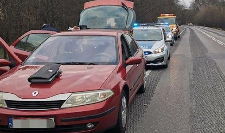 Rogozińscy policjanci schwytali szajkę złodziei