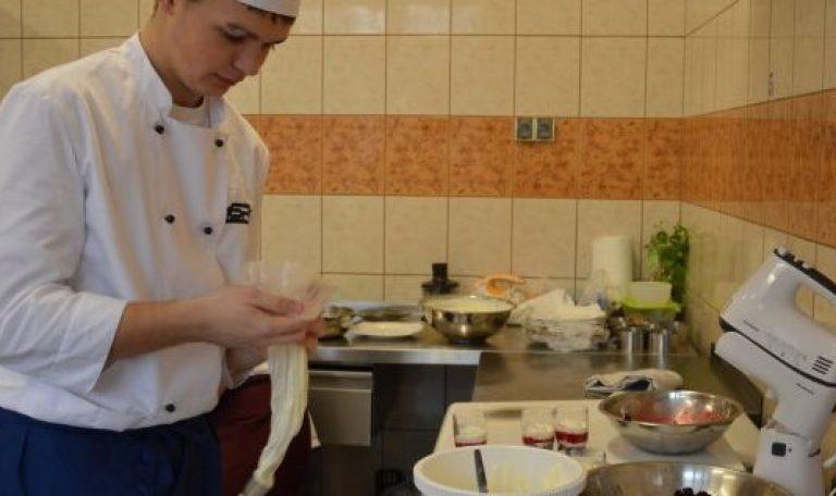 Dla szkoły w Objezierzu na pracownię gastronomiczną