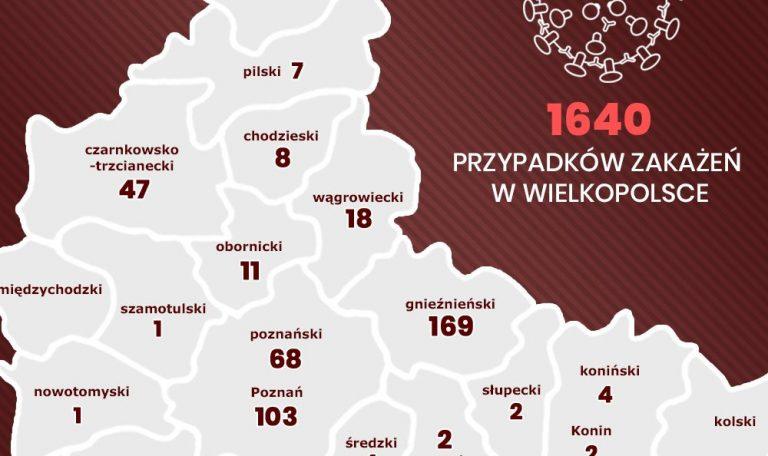 Wojewoda na razie nie wykreślił z listy chorych pacjentki z powiatu obornickiego