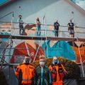 Z wdzięczności dla medyków powstał w Rogoźnie mural