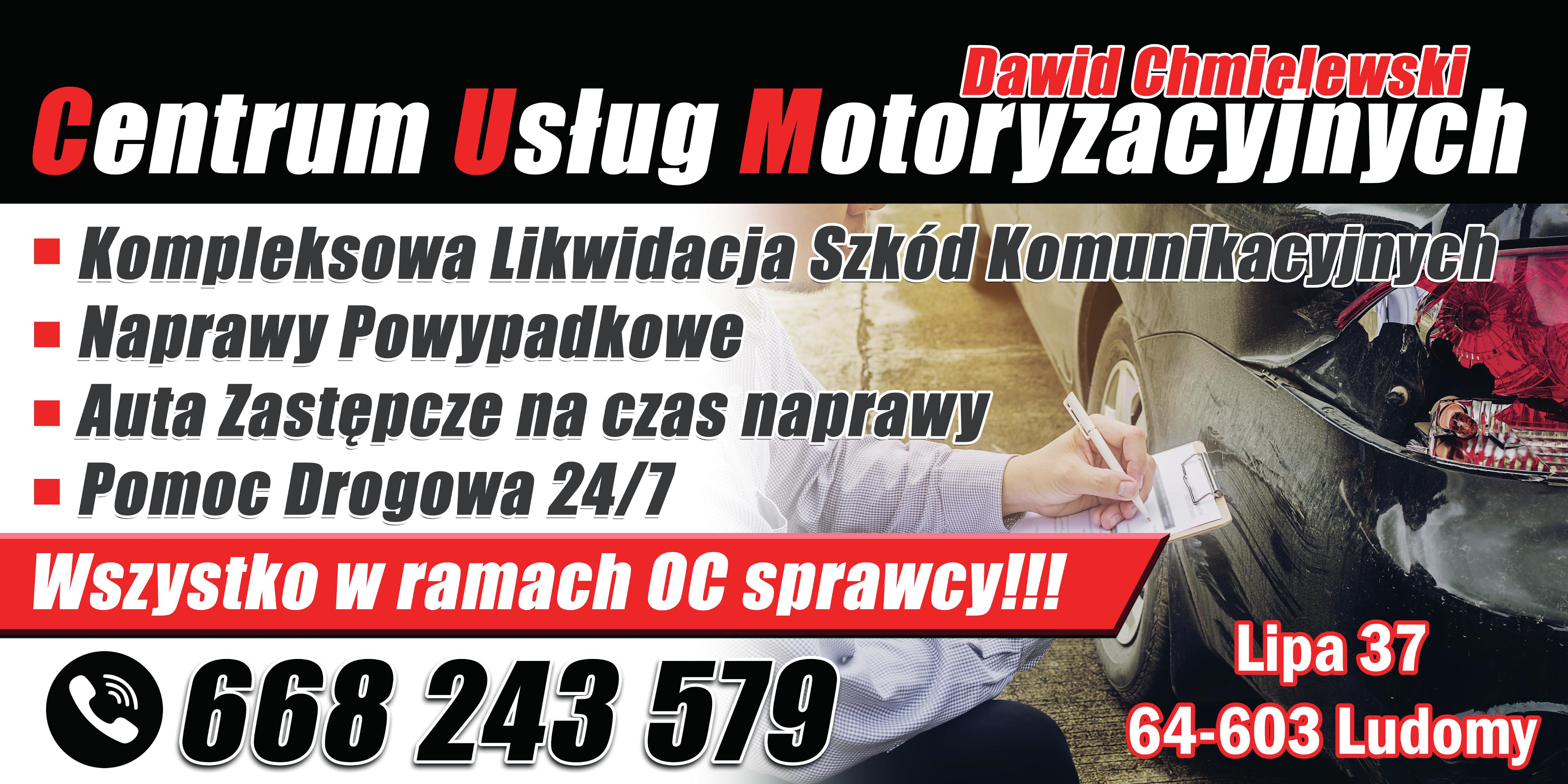 Usługi motoryzacyjne