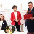 Minister Maląg w Rogoźnie