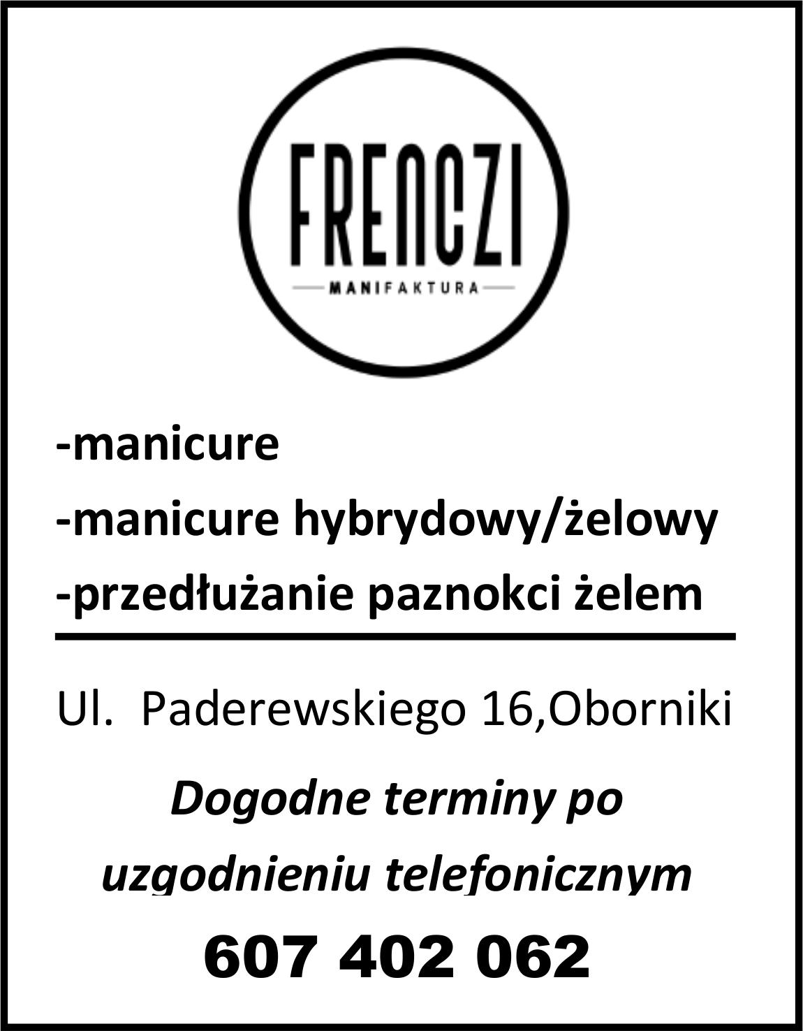 Manicure Oborniki