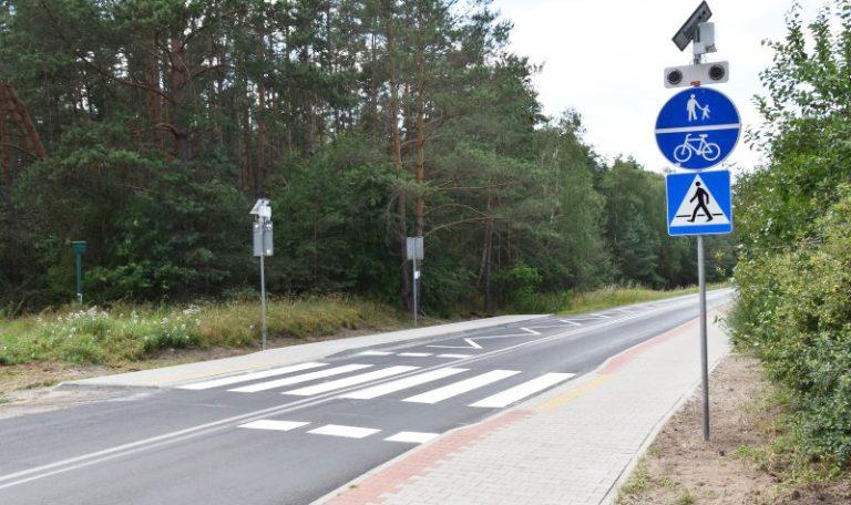Kolejne bezpieczne przejście dla pieszych