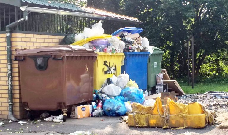 Oborniki z najtańszymi śmieciami w powiecie i okolicy