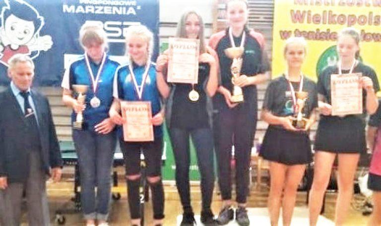 Oborniczanki mistrzyniami Wielkopolski