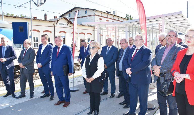 Jest porozumienie w sprawie reaktywacji linii kolejowej do Ryczywołu i Połajewa