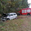 Kolejny wypadek pod Dąbrówką