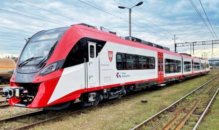 Jest pozwolenie: pociągi do Obornik i Rogoźna będą jechać 120 km/h