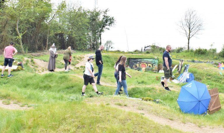 Świat Hobbitów na pumptracku