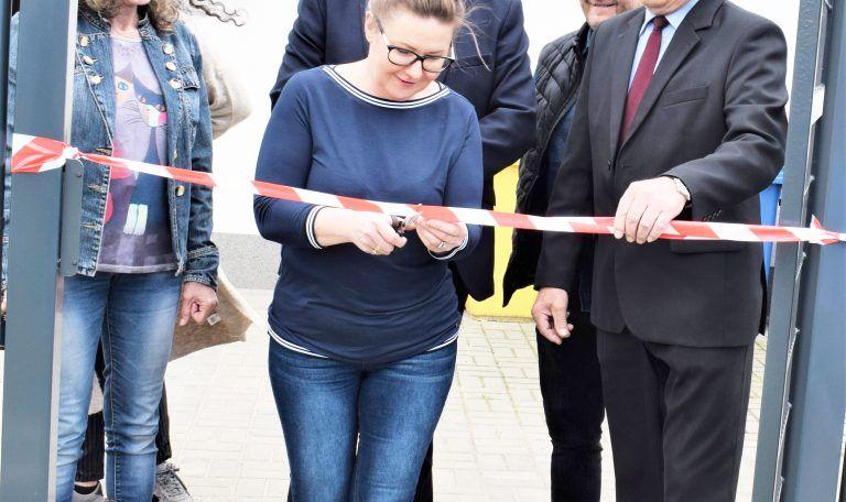 Otwarcie boiska w Kowanówku