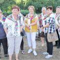 Wokół promu w Kiszewie