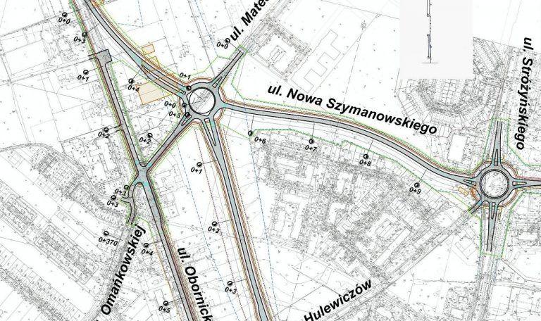 Wyjazd z Poznania będzie łatwiejszy, ale wjazd do Obornik coraz trudniejszy