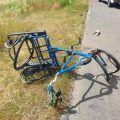 Śmiertelny wypadek z udziałem rowerzysty
