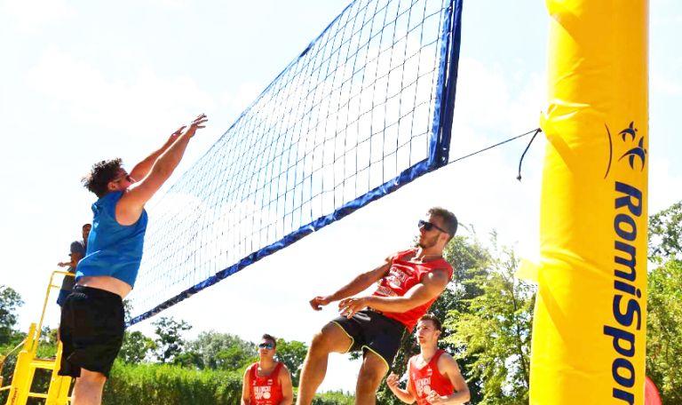 Finał Rogozińskiej Ligi Siatkówki Plażowej